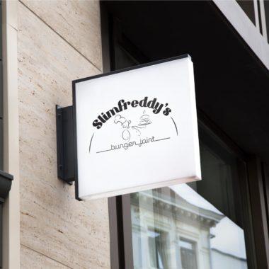 Logo Slimfreddy's